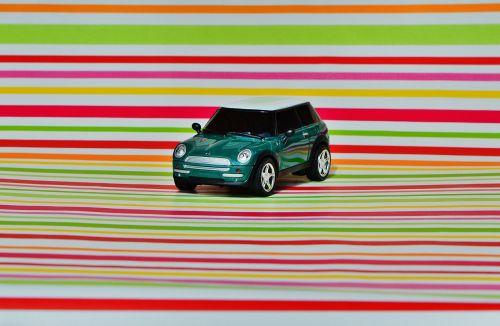 mini cooper auto model