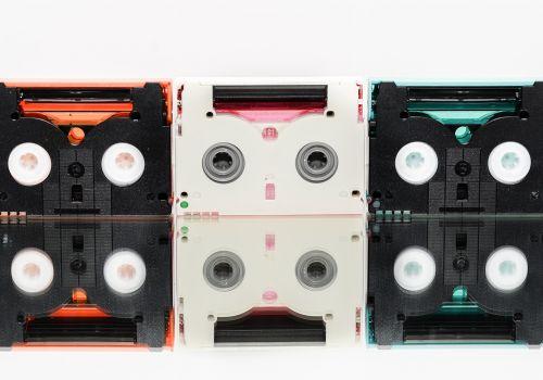 mini dv cassette film