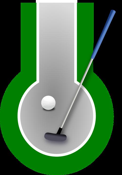 mini-golf golf hobby