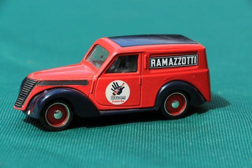 miniature ramazzotti vans