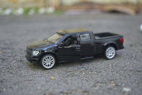 miniature  toy  car