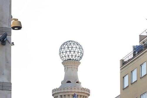minimalist  architecture  round