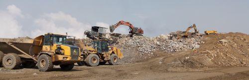 mining exploration machine