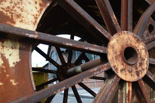 mining bill industrial monument