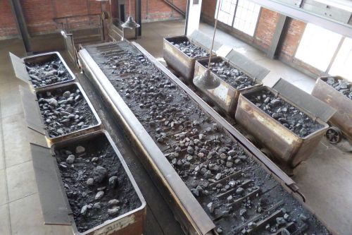 mining carbon transport