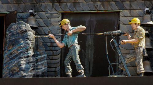 mining modern carillon