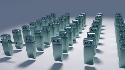 minions ranks robots