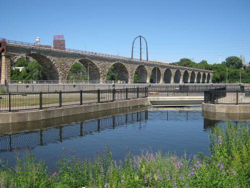 minneapolis bridge minnesota