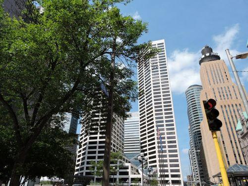 minnesota minneapolis skyscraper