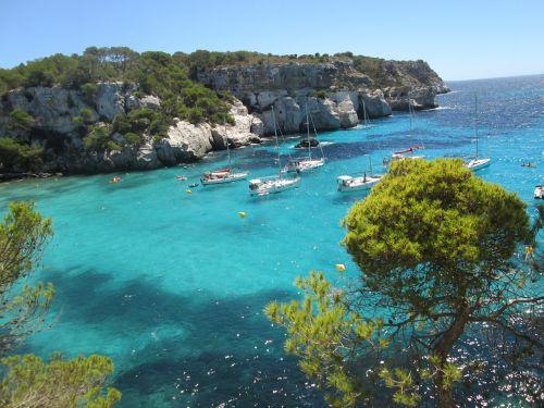 minorca,Balearų salos,Ispanija,papludimys,jūra,Viduržemio jūros,Viduržemio jūra,costa,mėlynas,pakrantės,kraštovaizdis,salos,paplūdimiai