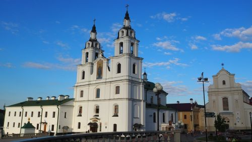 minsk church belarus