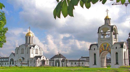 minsk church ortodox