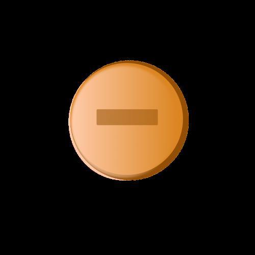 minus button minus icon
