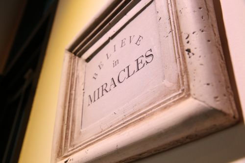miracle picture frame
