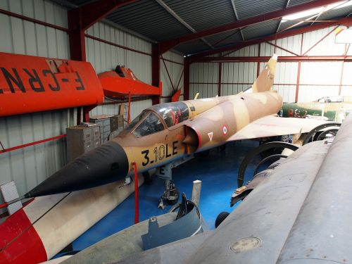 mirage plane museum