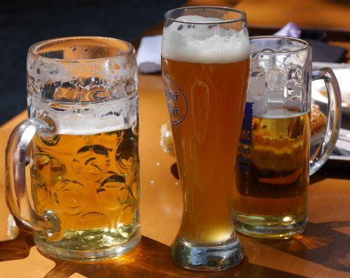 mirdgardhaus beer garden beer