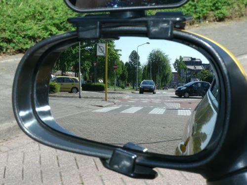 mirror image look backwards flip