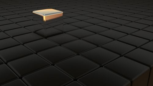 mirroring cube series