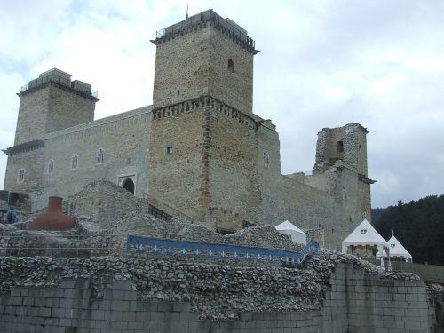 miskolc hungary castle of diósgyőr castle