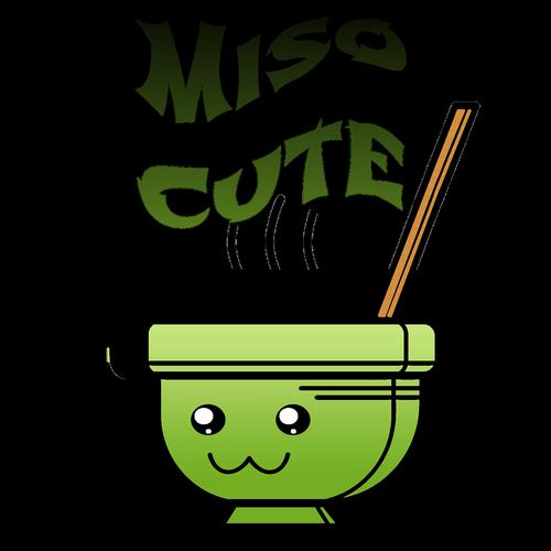 miso  japanese soup  kawaii