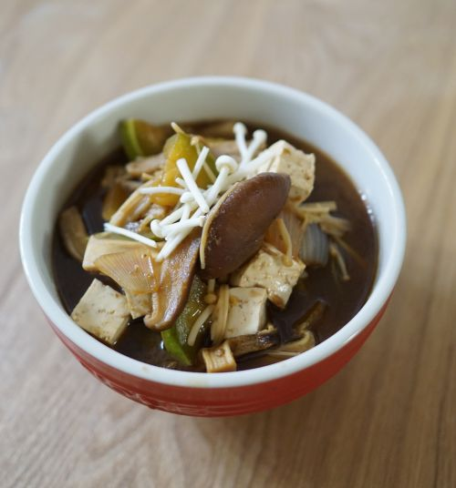 miso soup korean food republic of korea