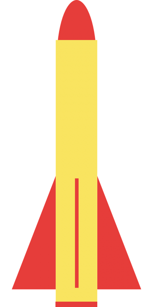 missile rocket weapon