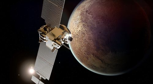 mission to mars mars probe space travel