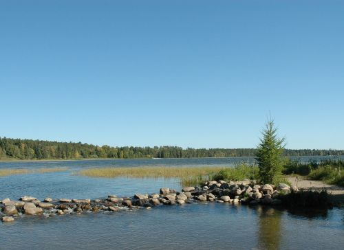 mississippi headwaters lake