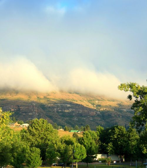 Mist On The Mountain, Clarens
