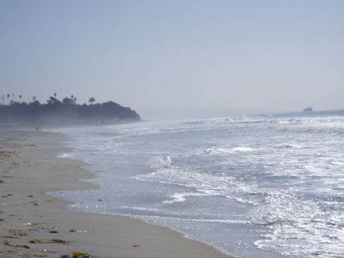 Misty Haze Beach