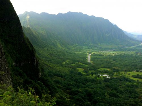Misty Mountains Of Kauai