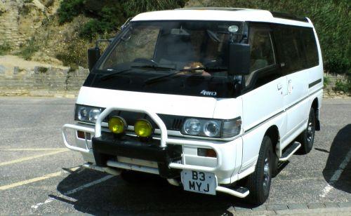 Mitsubishi Delica 4WD MPV