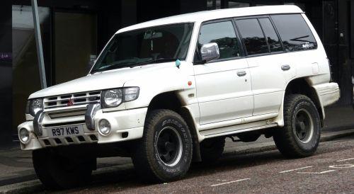 Mitsubishi SUV Car