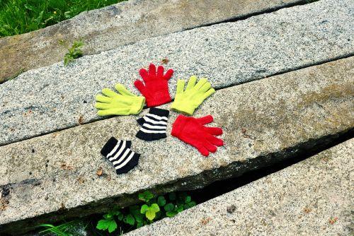 mitten fingerless gloves