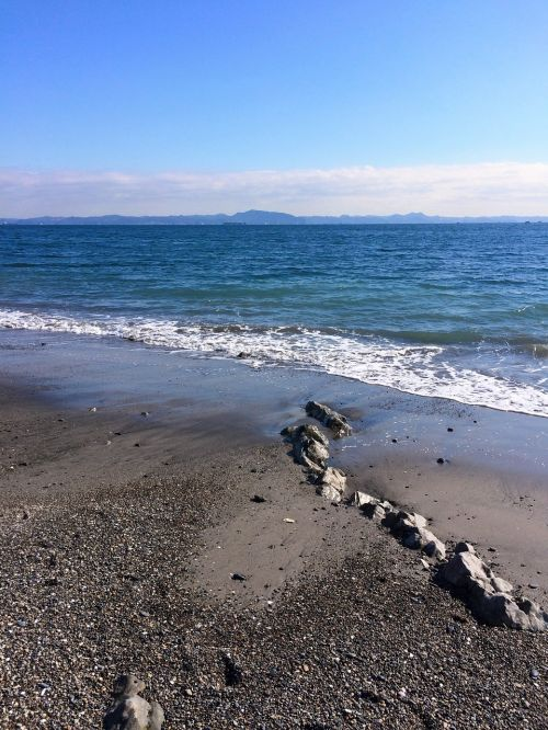 miurakaigan coast sea