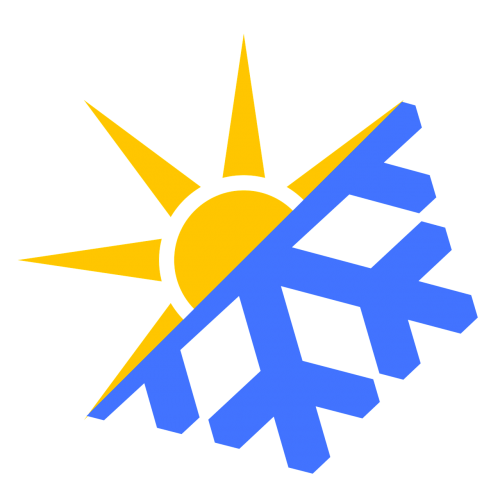 april weather icon warm