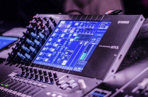 mix  music  mixer
