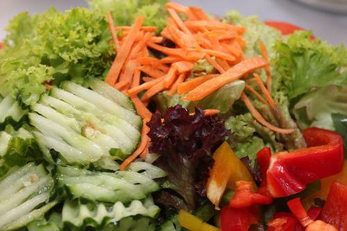 mixed salad cold buffet buffet