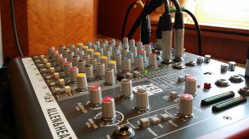 mixer music dj