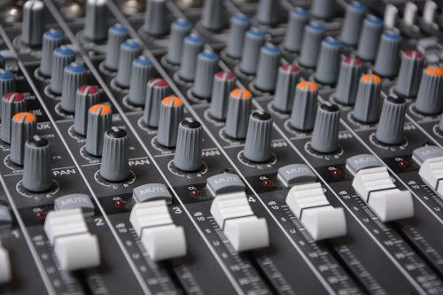 mixer digital analog