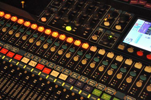 mixer controller music