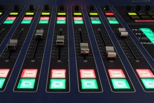 mixer controller start