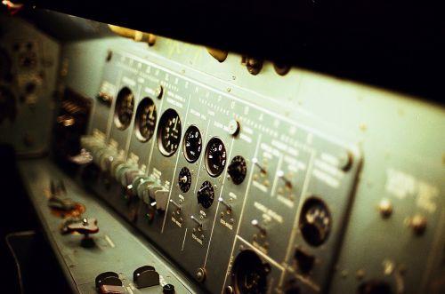 mixer electronics control