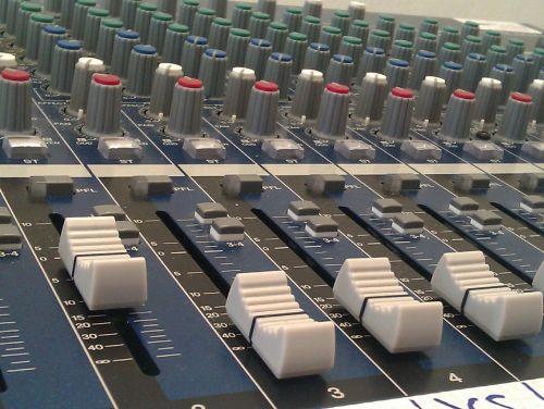 mixer fader yamaha