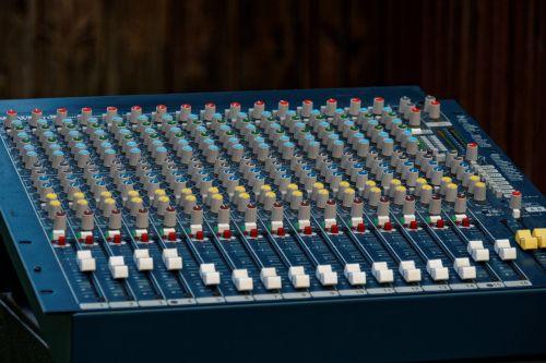 mixer music controller