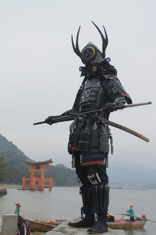 miyajima samurai hiroshima