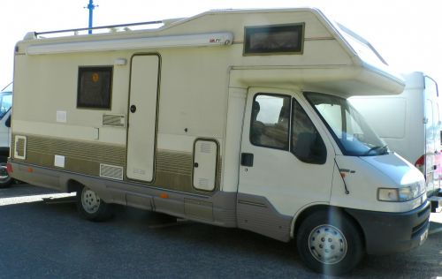Mizar 170 2.5 TDI RV Camper