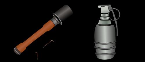 mk2  gas grenade  poison gas