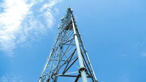 mobil tower  communication  transmitter