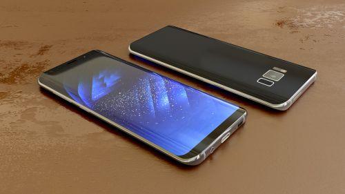 mobile smart phone samsung galaxy
